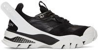 Calvin Klein 205W39nyc Black And White Carla Sneakers