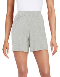 Bench Culotte Shorts Grey