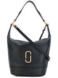 Marc Jacobs Slouch Shoulder Bag Women Calf Leather One Size Black