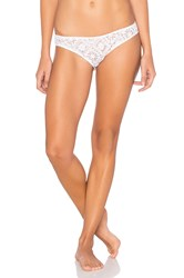 Only Hearts Club Lisbon Lace Bikini White