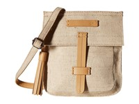 Sherpani Piper Vechetta Cross Body Handbags Beige