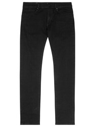 Reiss Benares Stretch Slim Jeans Black