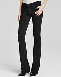 Genetic Denim Genetic Jeans The Riley Bootcut In Dark Tin