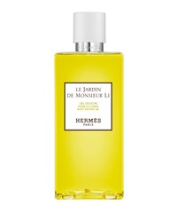 Hermes Un Jardin De Monsieur Li Body Shower Gel 6.7 Oz.