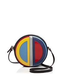 Etienne Aigner Canteen Bag Crossbody Black Multi