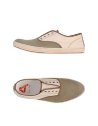 Cycle Low Tops And Trainers Khaki