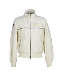 Museum Coats And Jackets Jackets Men Ivory