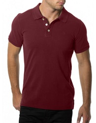7 Diamonds Classic Polo Maroon