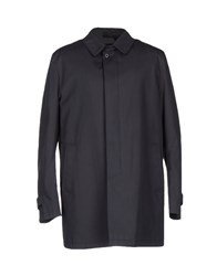 Angelo Nardelli Coats Dark Blue