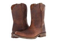 Ariat Rambler Phoenix Distressed Brown Cowboy Boots
