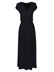 Hotsquash Coolfresh Maxi Dress Black