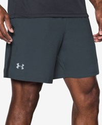 Under Armour Men's Launch 7 Running Shorts Charcoal