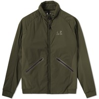 C.P. Company Pro Tek Zip Up Jacket Green