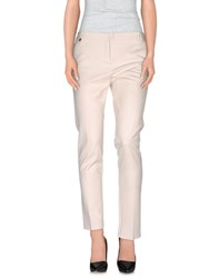 Pinko Black Trousers Casual Trousers Women Ivory