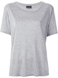 By Malene Birger 'Nuah' T Shirt Grey