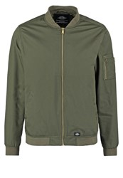 Dickies Hughson Summer Jacket Dark Olive Dark Green