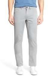 Bonobos 'Bedford Carpenter' Slim Fit Corduroy Pants Gray