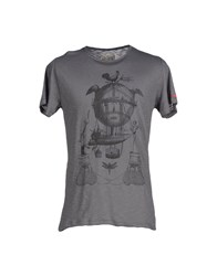 Mary Cotton Couture Topwear T Shirts Men Lead