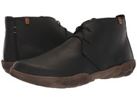 El Naturalista Turtle N5085 Black Shoes