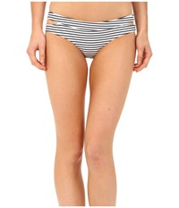 Mikoh Swimwear Puka Puka Bottom Vintage Sailor Night Women's Swimwear Gray