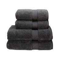 Christy Supreme Hygro Towel Graphite Grey