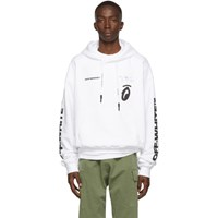 Off White Splitted Arrows Hoodie