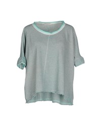 Roberto Collina Topwear Sweatshirts Women Grey