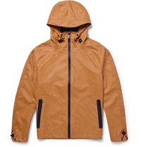 Hunter Windcheater Rubber Jacket Yellow
