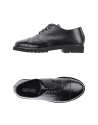 Alexander Hotto Lace Up Shoes