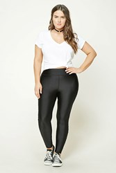 Forever 21 Plus Size Ruched Leggings