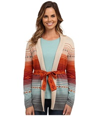 Pendleton Sunrise Cardigan Multi Women's Sweater
