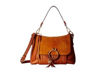 See By Chloe Joan Small Crossbody Caramel Cross Body Handbags Brown