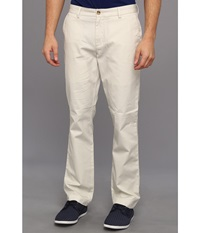 Vineyard Vines Breaker Pant Stone Men's Casual Pants White