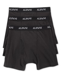 Alfani Men's Stretch Boxer Briefs Only At Macy's