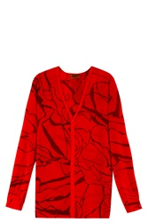 Missoni Marble Tunic Red