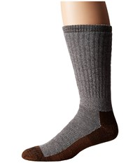 Carhartt Force Copper Technology Work Crew Brown Men's Crew Cut Socks Shoes