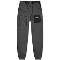 Palm Angels Two Tone Cosy Pant Grey