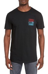Quiksilver Men's Walled Up Graphic T Shirt