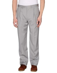Pal Zileri Casual Pants Light Grey