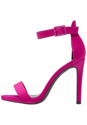 New Look Wombat Sandals Bright Pink