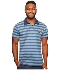 Billabong Bonito Polo Petrol Blue Men's Clothing