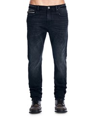 Cult Of Individuality Stilt Skinny Jeans Blue