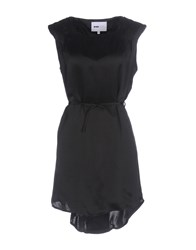 Pop Cph Dresses Short Dresses Black