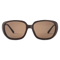 Wewood Lyra Sunglasses Brown Go 8240