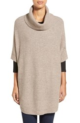 Women's Nordstrom Cashmere Turtleneck Sweater