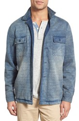 Men's Faherty 'Indigo Cpo' Shirt Jacket