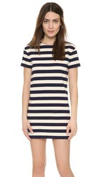 Nlst True T Dress Navy Cream