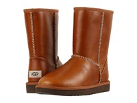 Ugg Classic Short Leather Chestnut 2 Women's Cold Weather Boots Brown