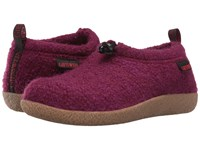 Giesswein Vent Plum Slippers Purple