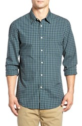 Dockersr Men's Dockers Fitted Washed Print Woven Shirt